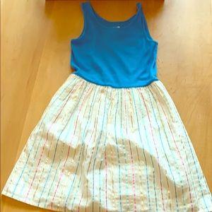 Cutest GAP dress for lifeless